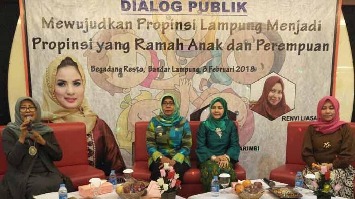 Lampung Ramah Anak dan Perempuan