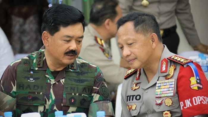 MoU TNI-Polri, ProDem: TNI Dilibatkan Tangani Demonstrasi Salahi UU TNI