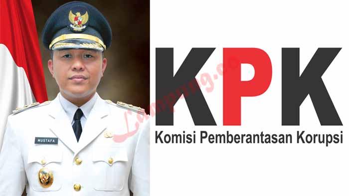 Mustafa Ditangkap KPK