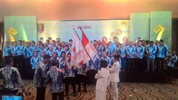 Pengurus BPD HIPMI Lampung
