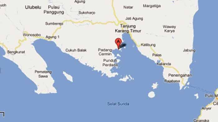 Pulau di Provinsi Lampung