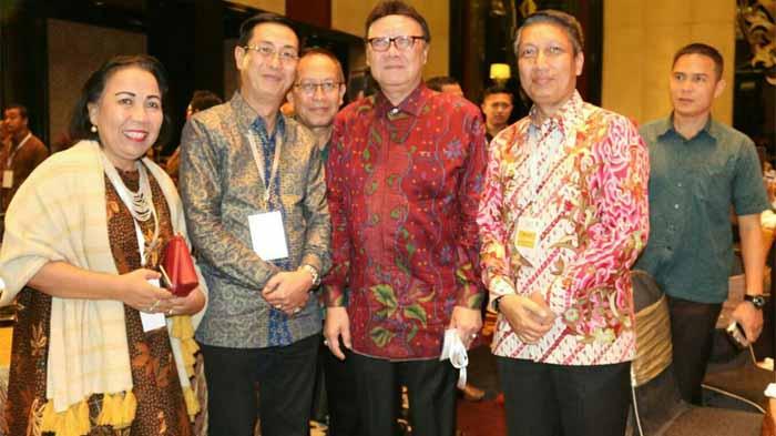 Pjs. Gubernur Lampung Hadiri Rakernas APPSI di Bandung