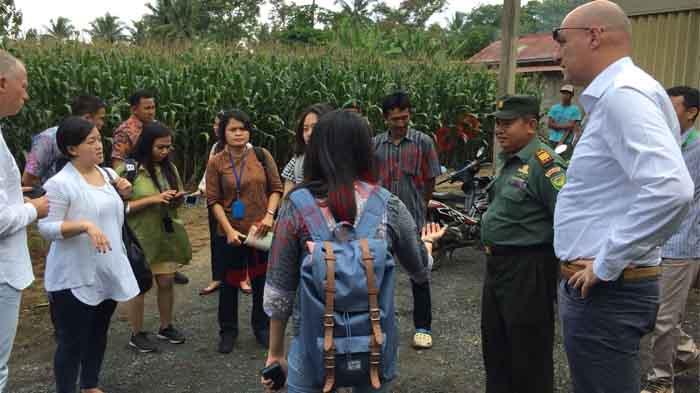 Ratu Belanda Akan Kunjungi Lampung