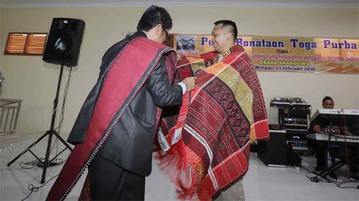 Toga Purba Bandar Lampung Beri Apresiasi Ridho Ficardo