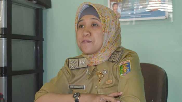 Asih Hendrastuti - Humas Diskes Lampung