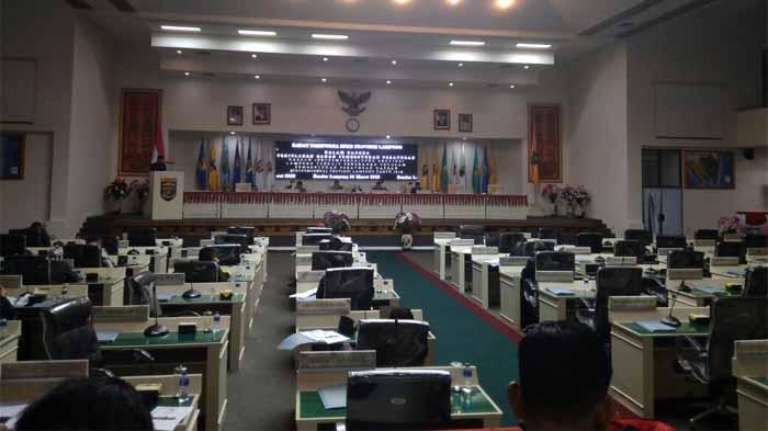 DPRD Provinsi Lampung