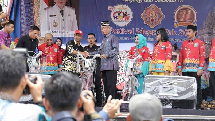 Festival Megou Pak, Didik: Wujud Cinta Masyarakat Terhadap Budaya Lampung