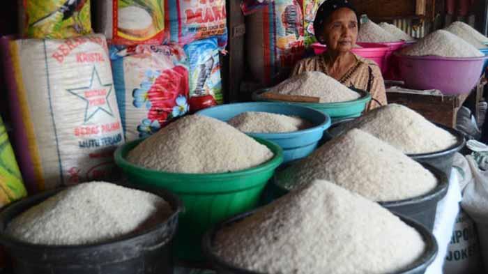 Harga Beras di Lampung