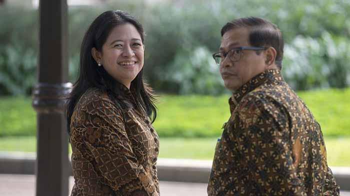 Puan-Pramono Diseret Kasus E-KTP: Jokowi Persilakan Diproses Hukum