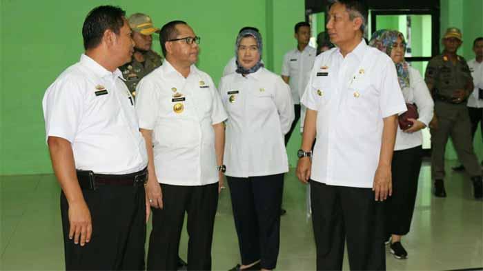 Kunjungan OASE Kabinet Kerja