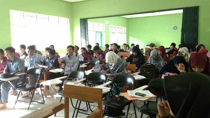 Mubes Persatuan Mahasiswa Mesuji, Fajar Terpilih Sebagai Ketua