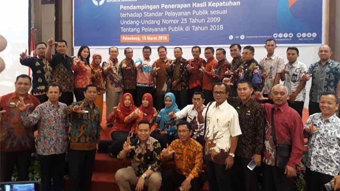 Jumlah Pemda di Lampung yang Akan Dinilai Ombudsman Bertambah