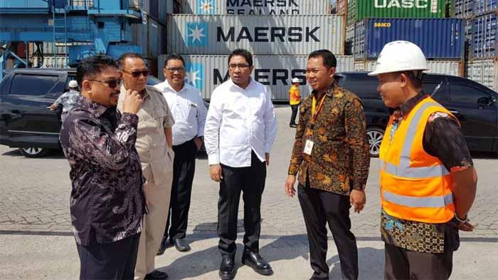 Pelindo II Usul Pelabuhan Panjang Terintegrasi dengan Tol Sumatera