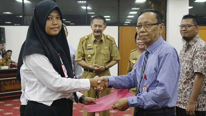Pemprov Lampung Arahkan Masyarakat Dapat Pendidikan Vokasi-Ikut Program MDNBP