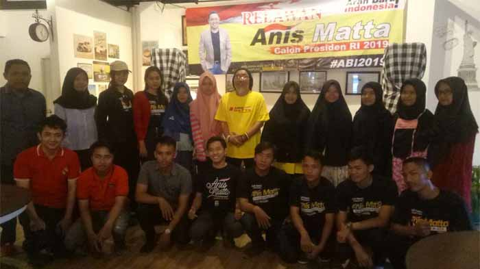 Relawan Anis Matta For RI Lampung di Deklarasikan