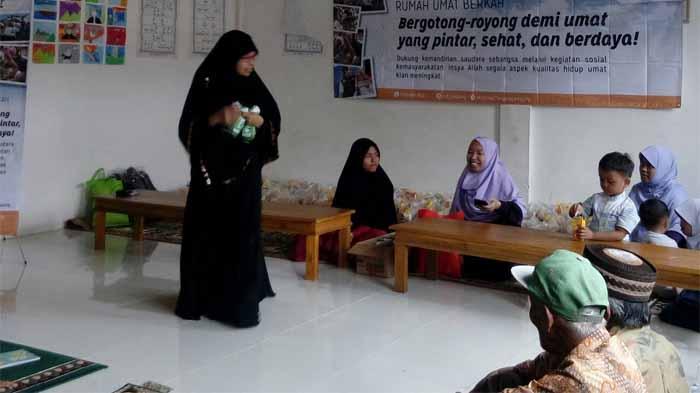 Luncurkan Program RUB di Metro, ACT Lampung Bagikan Bantuan