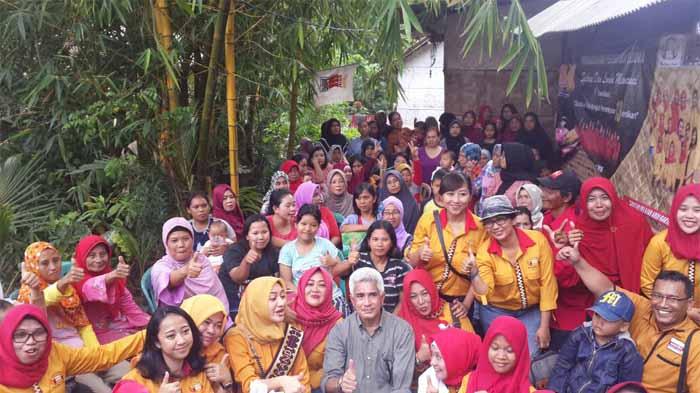Pesan Gayatri: Anggota Srikandi Hanura Harus Berdikari