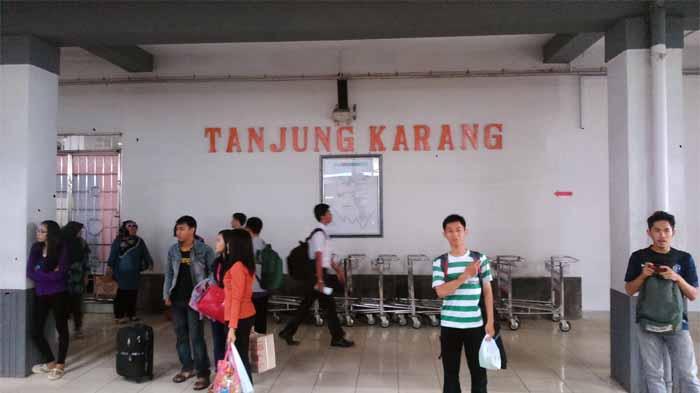 Stasiun Kereta Api Tanjung Karang
