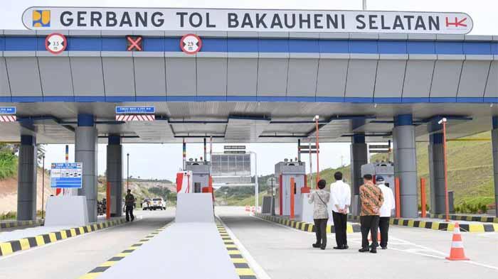 Tol Lampung – Palembang Terhubung Juni 2019