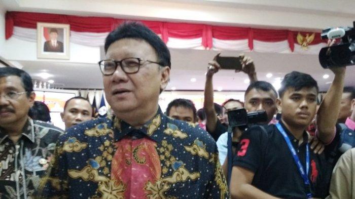 Kasus Calon Kepala Daerah Tersangka, Mendagri Usulkan PKPU