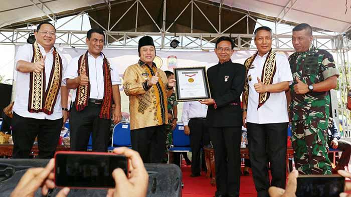 Menteri Pertanian RI Amran: Lampung Swasembada Protein