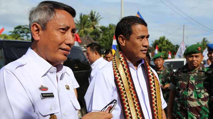 Mentan Amran Bangga dengan Sapi di Lampung Selatan, Ini Sebabnya