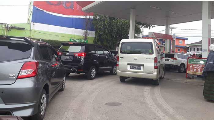 Mulai Hari Ini, Harga Pertalite di Bandar Lampung Naik