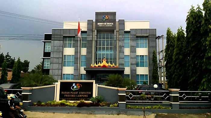 Badan Pusat Statistik Lampung - youtube