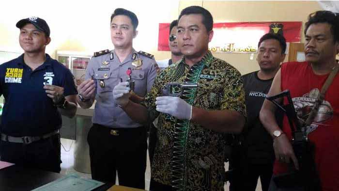 Begal Asal Jabung Lampung