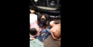 Menegangkan! Letusan Pistol Warnai Penggerebekan Markas Begal Jaringan Lampung