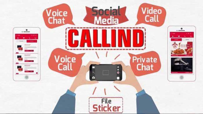 Karya Anak Bangsa, Callind Resmi Diluncurkan, Aplikasi Pesaing WhatsApp
