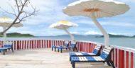 Pantai Dewi Mandapa Lampung; Eksotis, Romantis dan Fotogenik