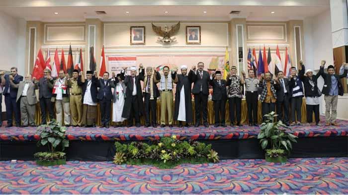 Reuni, Alumni MI Bumijaya Kumpulkan Donasi Untuk Palestina Lewat ACT