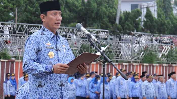 Pemprov Lampung Peringati Hari Otda Ke-22, Mendagri: Jangan Takut Berinovasi