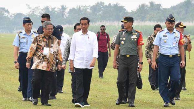 Pengembangan Resmi Dimulai, Presiden Tinjau Bandara Jenderal Besar Soedirman