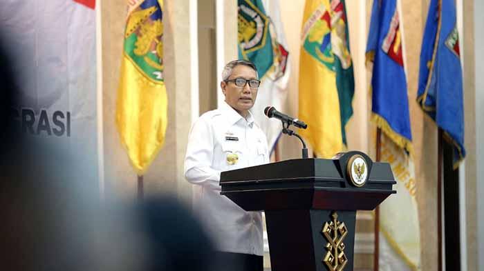 Pjs Gubernur Lampung Didik Suprayitno