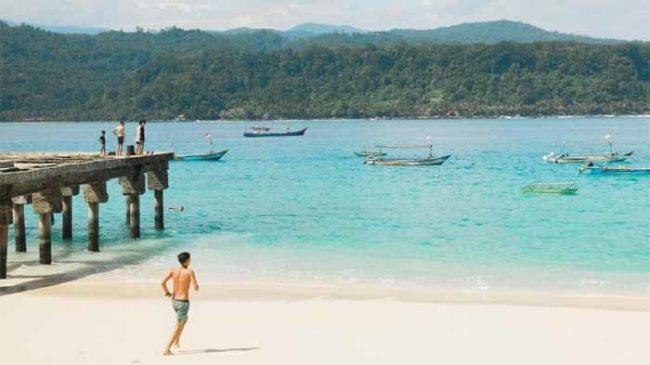 Wisata Pulau Pisang, Suguhkan Kemurnian dan Kelestarian Alam