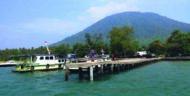 Pulau Sebesi Kalianda Lampung, Menikmati View Gunung Anak Krakatau