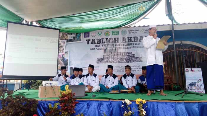 Tabligh Akbar ACT Lampung