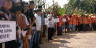 Tolak Lahan Inti dan Plasma Sawit Dieksekusi, Ribuan Warga Way Kanan Aksi