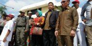 Bijak, Temui Pendemo, Ketua DPRD-PPNI Lampung Ajak Perbaiki Pelayanan