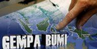 Gempa Bumi Tektonik 4,3 SR Guncang Pesawaran Lampung