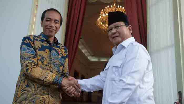 Usai Pilpres, Jokowi-Prabowo Bersatu dalam Pemerintahan?