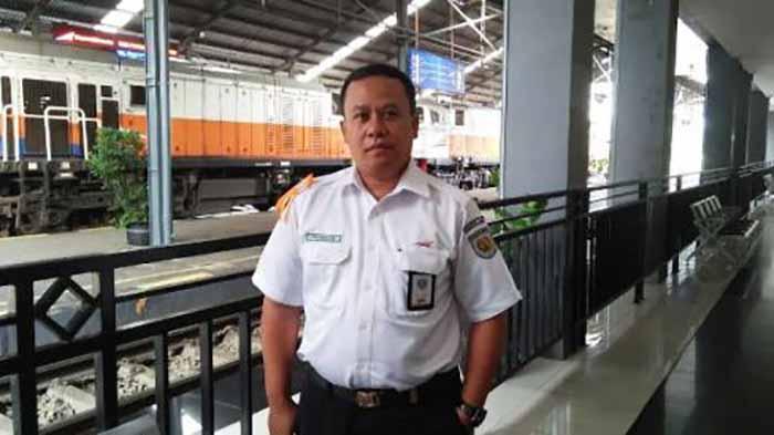 Manajer Humas PT KAI Divre IV Tanjung Karang, Franoto Wibowo