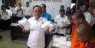 Oknum Mahasiswa Lampung Jadi Kurir Sabu Jaringan Malaysia