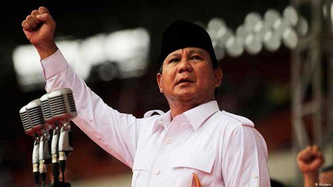 Clear, Prabowo Calon Presiden dari Gerindra
