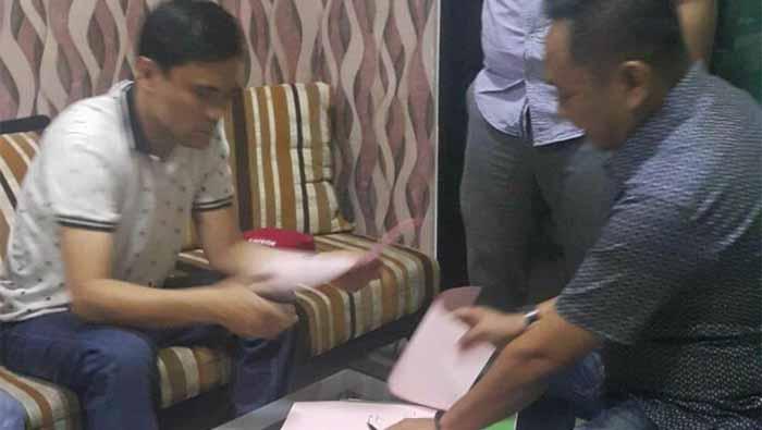 Buronan Koruptor Dana Bansos SD di Way Kanan Lampung Diringkus