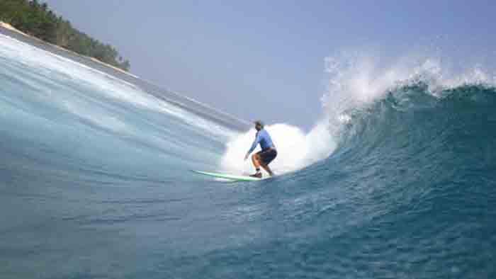 Disejajarkan dengan Hawaii, Presiden Diminta Datang ke Pantai Tanjung Setia