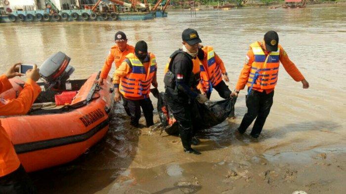 Kapal Karam di Tanggamus Lampung, Dua Tewas, Bayi Hanyut Selamat