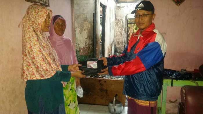 ACT Lampung Bantu Korban Kebakaran